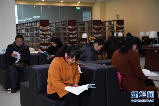 (社会)(1)校园图书馆向公众开放