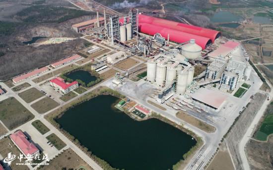 我国水泥行业首个智能工厂亮相安徽全椒县(组图)