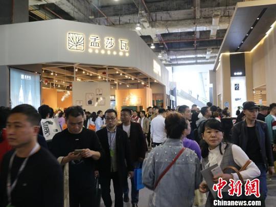 海内外1286家企业国际名家具展引领全屋整装潮流