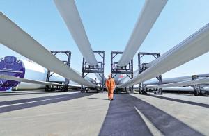 我国风电产业实现高质量发展