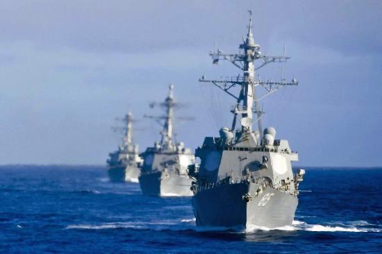 日美携手强化宙斯盾舰以对付中俄高超音速导弹