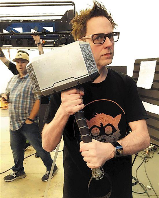 詹姆斯·古恩回归执导《银河护卫队3》 但需要时间
