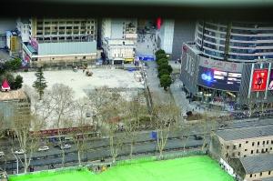 南京新街口三大新地标将扩展地下空间 和周边连通