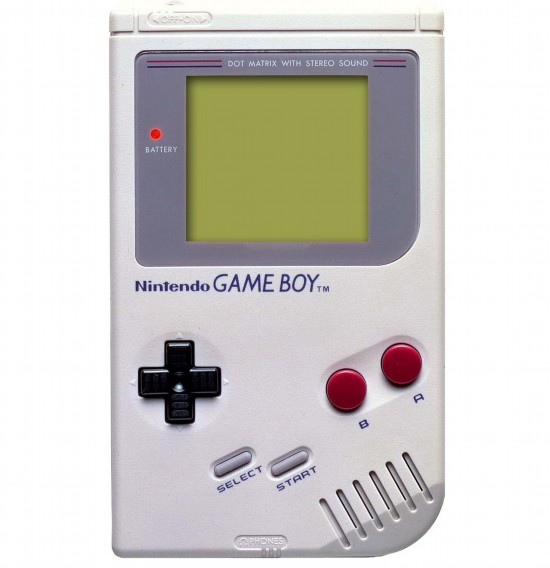 As a child, Nintendo Handset Representative Game Boy was about to celebrate his 30th anniversary.