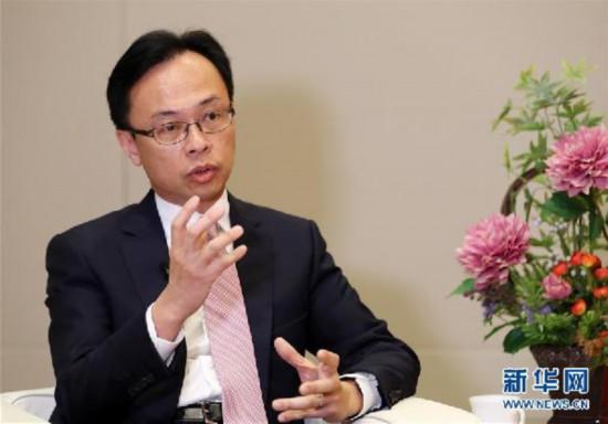 """香港特区政府政制及内地事务局局长:发挥""""一国两制""""优势以创新思维破除""""跨境壁垒"""""""