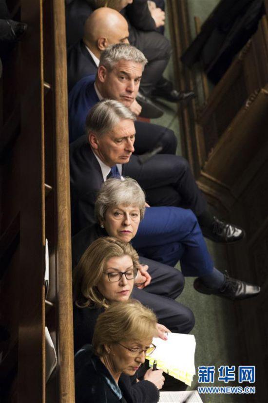 """(国际)(2)英国正式向欧盟提出推迟""""脱欧"""""""