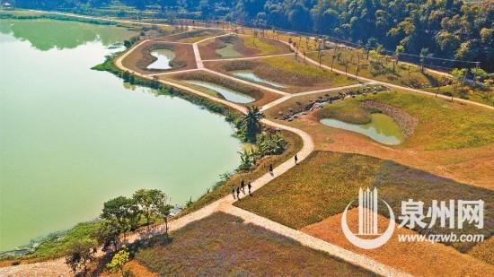 永春东关湿地公园完工