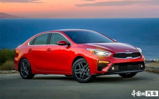 起亚全新K3将在上海车展发布年内将出4款车型