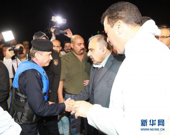 伊拉克北部渡轮沉没事故遇难人数升至93人