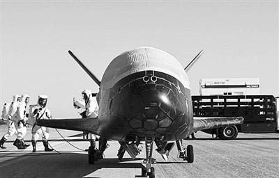 美国力争成为首个太空军事化国家