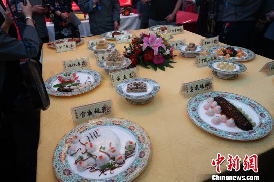 饮食文明|中国宫廷菜传人李鸿志 菜品需要传承中华饮食文明