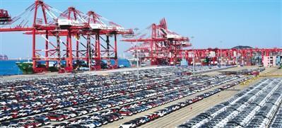 青島成中國第二大平行車進口口岸