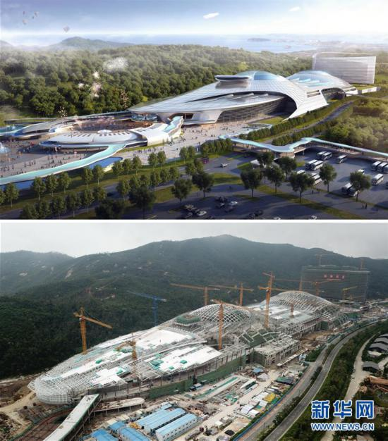 (社会)(1)珠海长隆海洋科学馆将于年内建成