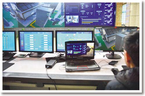 山东鲁西煤矿:智能转型增效益