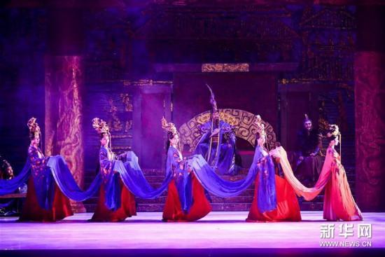 大型史詩舞劇《昭君出塞》紐約上演獲好評