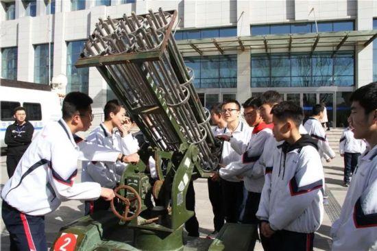 宁夏开展系列气象科普活动并向公众免费开放