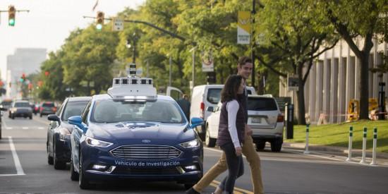 福特计划投资9亿美元生产电动与无人驾驶汽车