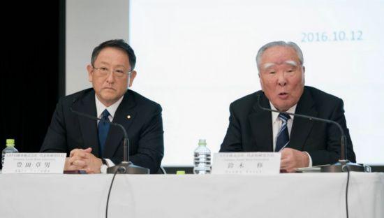 丰田与铃木深化合作 共享混动技术与车型