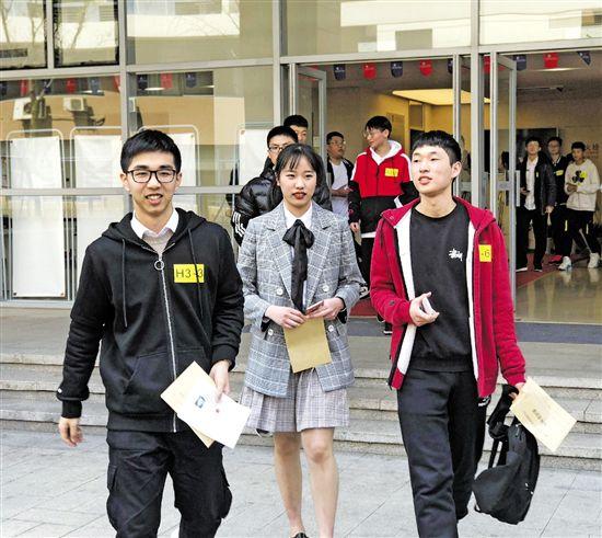 2019年浙江高校为学生减负取消笔试是大趋势