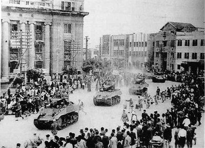 香山是党中央和毛泽东进京最早居住和办公的地方,是党中央在人民解放