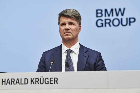 宝马集团董事长科鲁格:提出2025年前详细发展规划