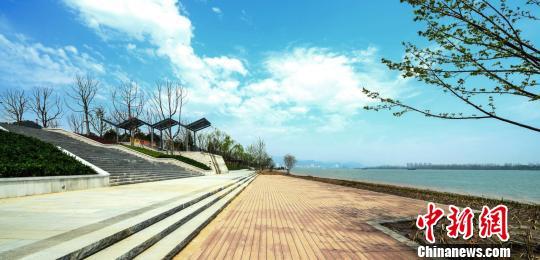 """杭州:六千里绿道纵横打通绿色发展""""毛细血管"""""""