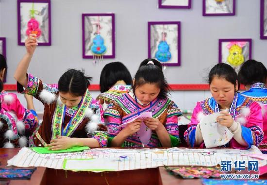 (教育)(1)苗山脱贫影像志——苗乡女的读书梦