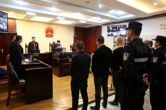 【扫黑除恶进行时】兴庆区首起涉恶案件一审宣判