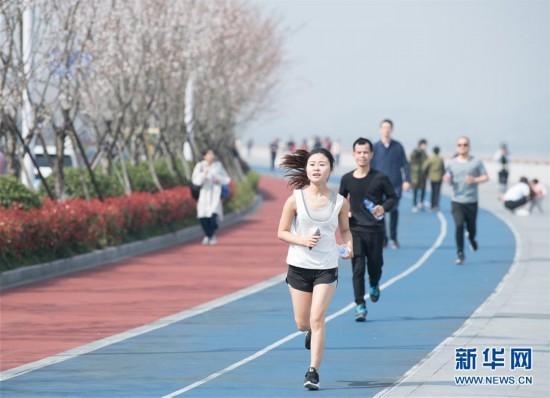 (城市绿道建设・图文互动)(1)三千公里绿道:营造杭州发展新空间