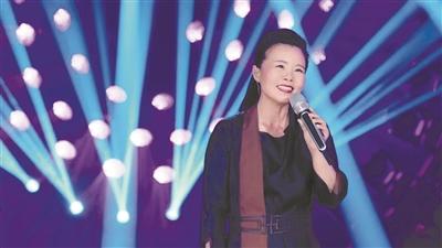 龚琳娜《歌手》突围赛演唱《青藏高原》