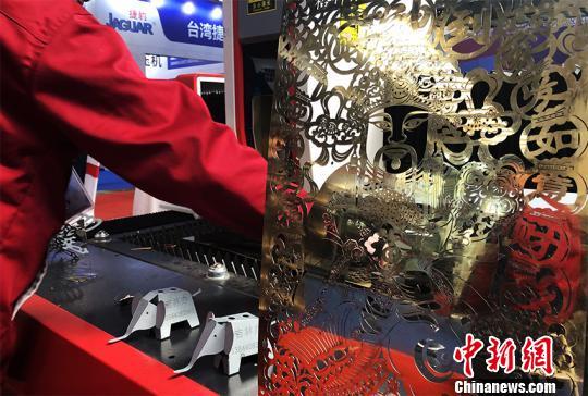 中國先進制造裝備集中亮相長春產業升級凸顯智能化