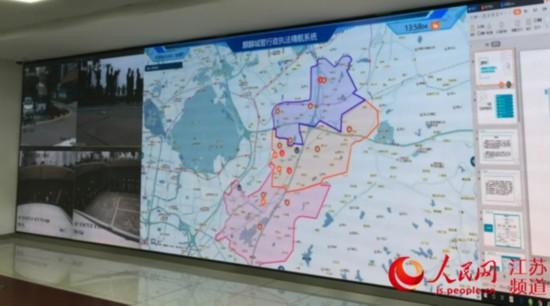 南京一线城管队员今年将全部配备4G执法记录仪