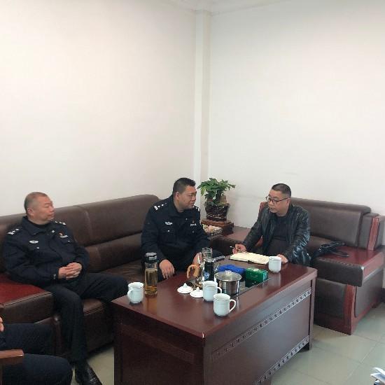 紫云自治县应急管理局联合交警大队构建应急救援新举措