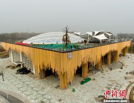 北京世园会再推四条趣玩路线满足