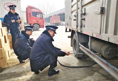 今年将把柴油货车治理作为重中之重