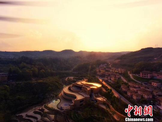 云南红河哈尼历史文化博物馆开馆展现千年农耕文明