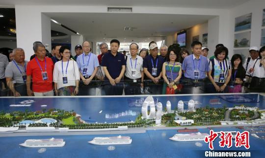 臺商談投資海南:三個領域大有前景