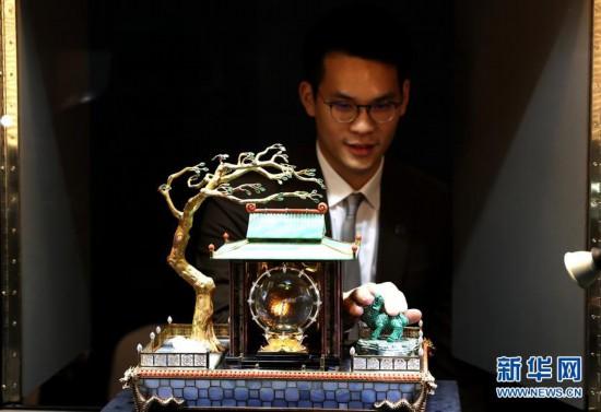 (XHDW)(2)2019香港苏富比春拍举行