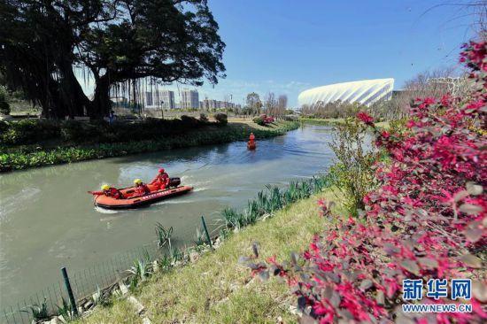(城市绿道建设・图文互动)(8)榕城绿意今更浓――福州推进城市绿道建设让民众畅享山水之美