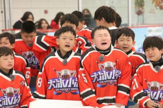 《大冰小将》收官 终极赛展现冰雪体育精神