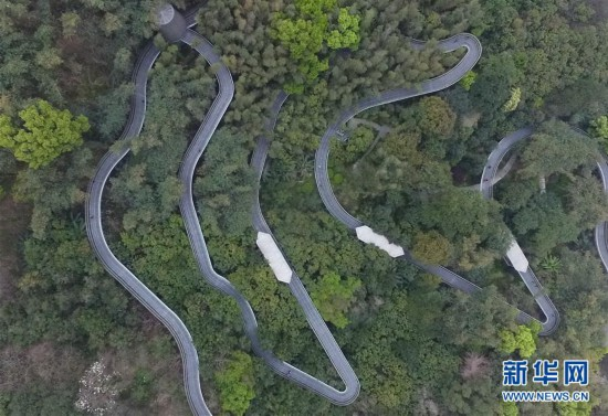 (城市绿道建设・图文互动)(2)榕城绿意今更浓――福州推进城市绿道建设让民众畅享山水之美