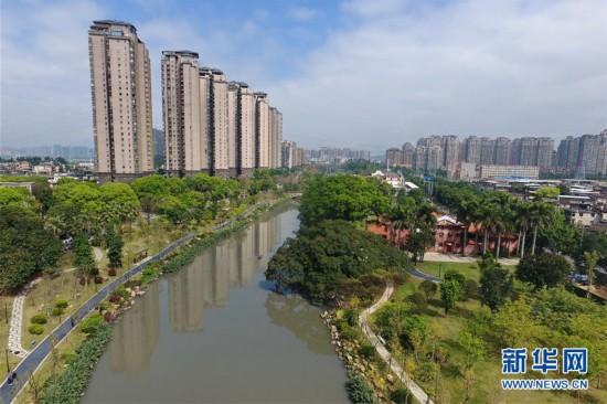 (城市绿道建设・图文互动)(6)榕城绿意今更浓――福州推进城市绿道建设让民众畅享山水之美