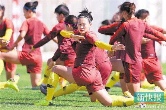 队长吴海燕:希望看到一支更成熟的中国女足