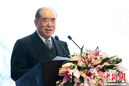 100岁台湾前行政机构负责人郝柏村身体不适送医风暴之王的复仇 塞穆