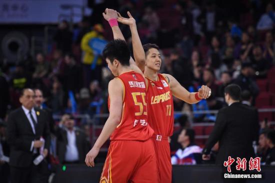 CBA季后赛:五棵松陷落!深圳队击败首钢追平大比分