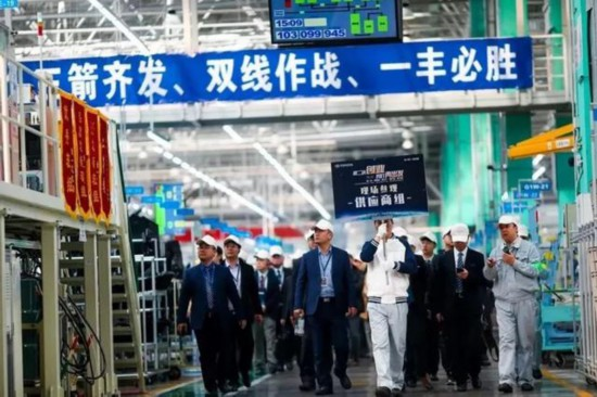 丰田中国扩张正式开始  全系车型国产目标直指200万