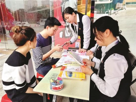 惠州仲恺:志愿服务送上门 便民利民暖民心