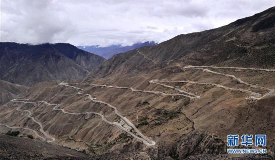 (西藏民主改革60周年)(13)路见西藏