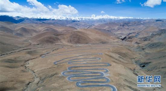 (西藏民主改革60周年)(6)路见西藏