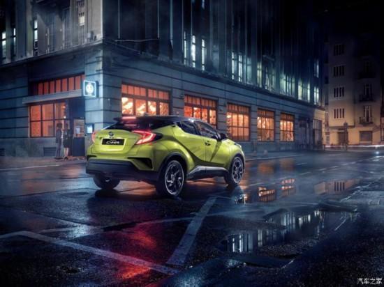 丰田(进口) 丰田C-HR(海外) 2019款 Neon Lime特别版